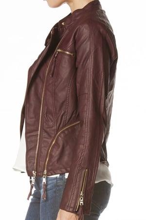Image of Oxblood Jacket
