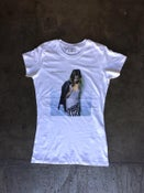 Image of WOMEN'S WHITE I DO T-SHIRT