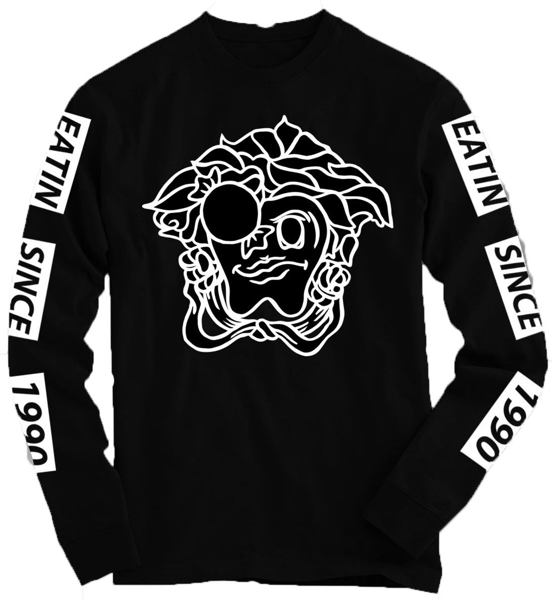 Image of Vedusa Long Sleeve Black