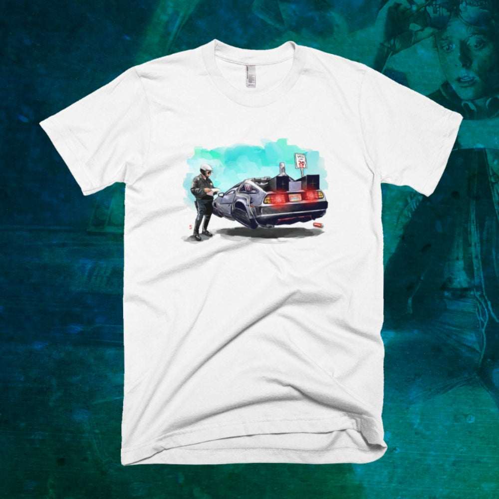 Image of Speeding Ticket Tee