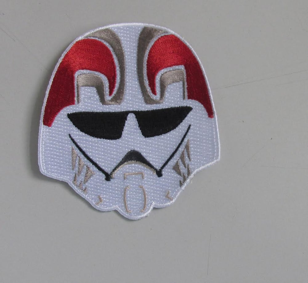 Image of Rebels Ezra Imperial Helmet Patch