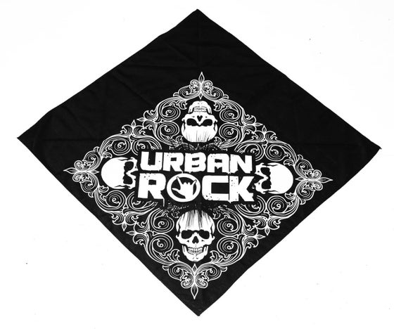 Image of URR-Bandana-Black