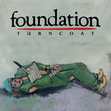 "Image of Foundation 'Turncoat' 12"" Green (300)"