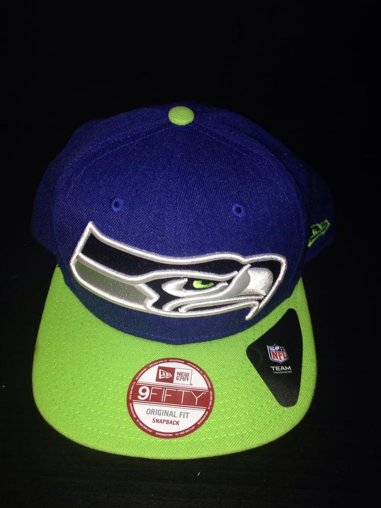 Image of New Era Seattle Seahawks SnapBack
