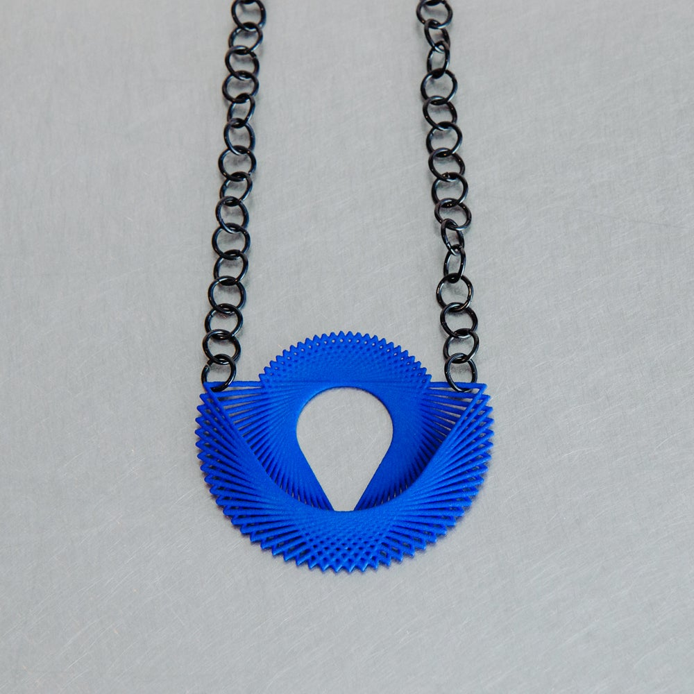 Image of 3D printed necklace STAR A