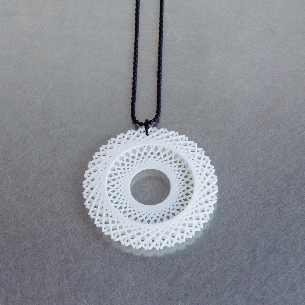Image of 3D printed necklace STAR C