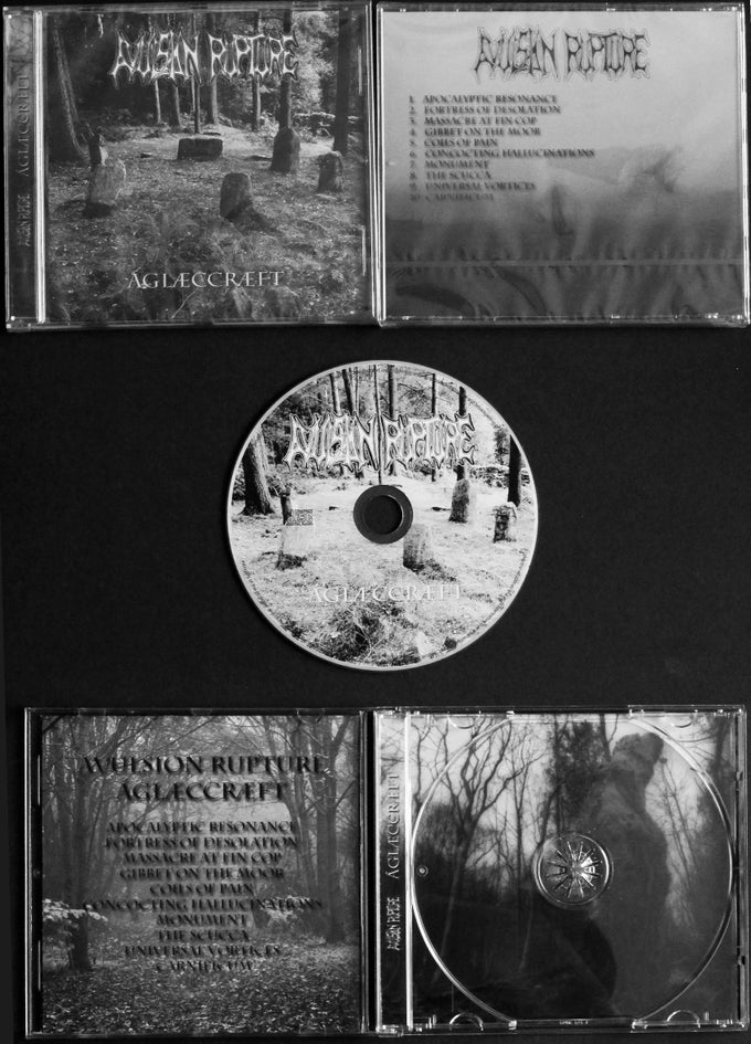 Image of Áglæccræft CD
