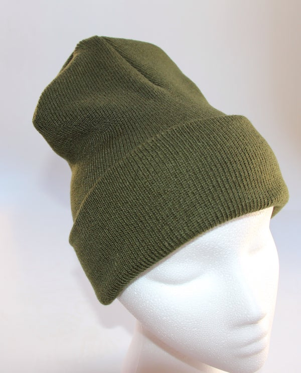 Image of Military Green Beanie