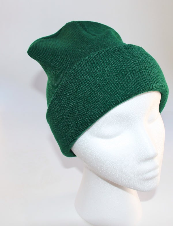 Image of Hunter Green Beanie