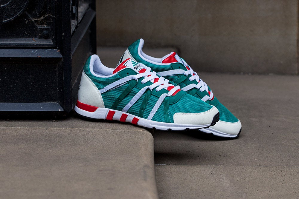 Image of ADIDAS EQUIPMENT RACING 93 GREEN
