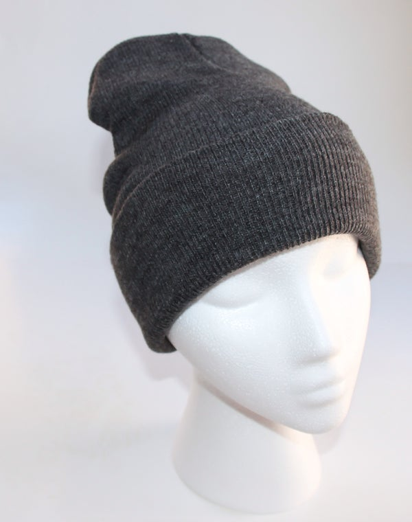 Image of Gray Beanie