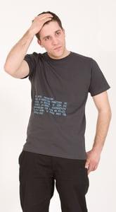 """Image of T-Shirt """"Flüchtlinge"""""""