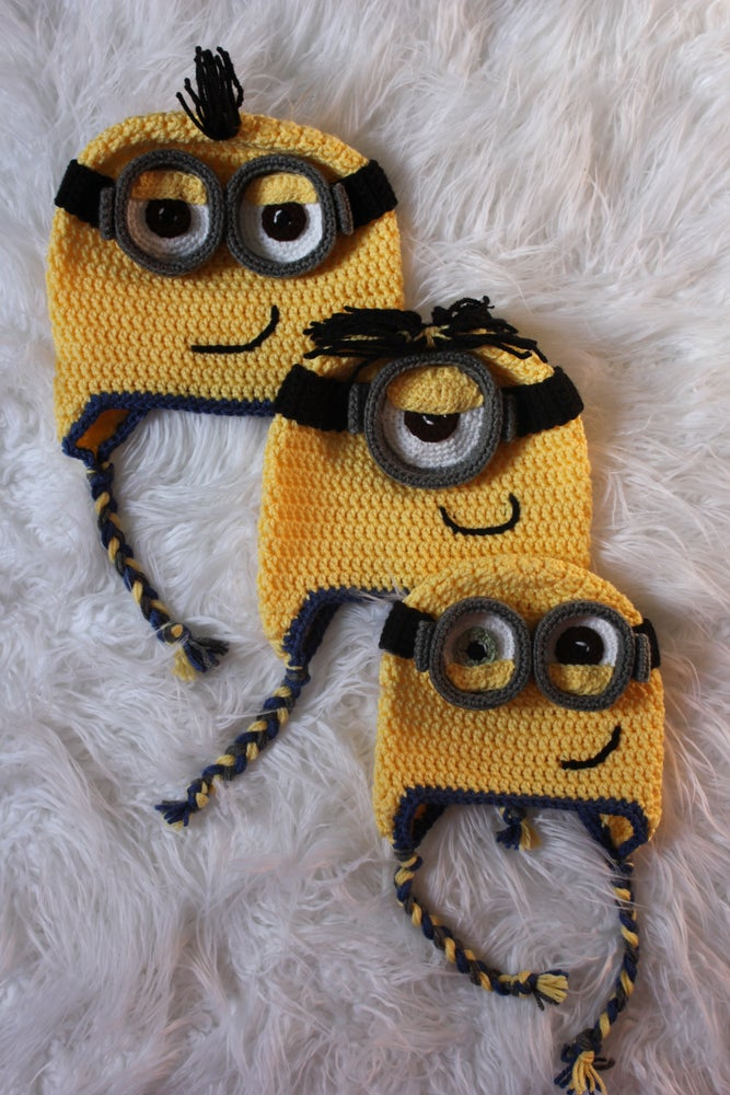 Image of Minion Hat