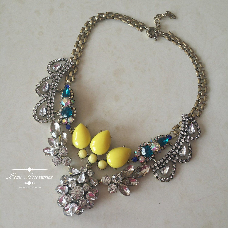 Image of Sunshine Sparkling Necklace