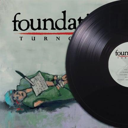 """Image of Foundation 'Turncoat' 12"""" Extra Black"""