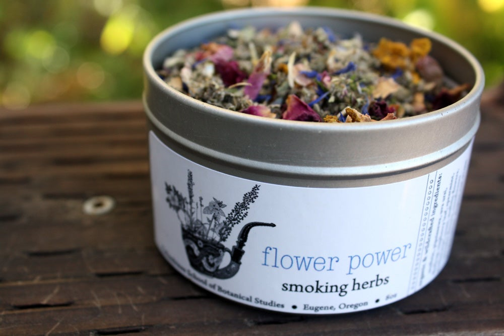 Image of Flower Power Smoking Blend