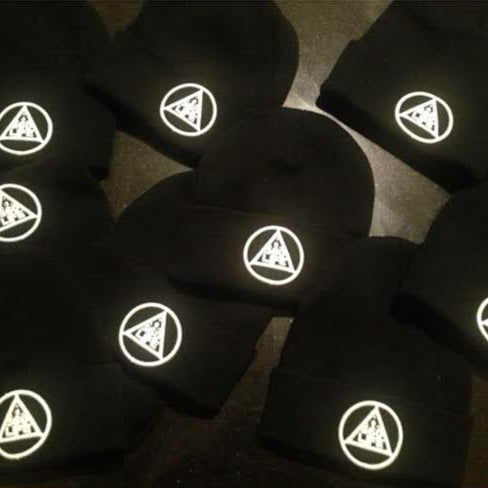 Image of Black 360 Beanie