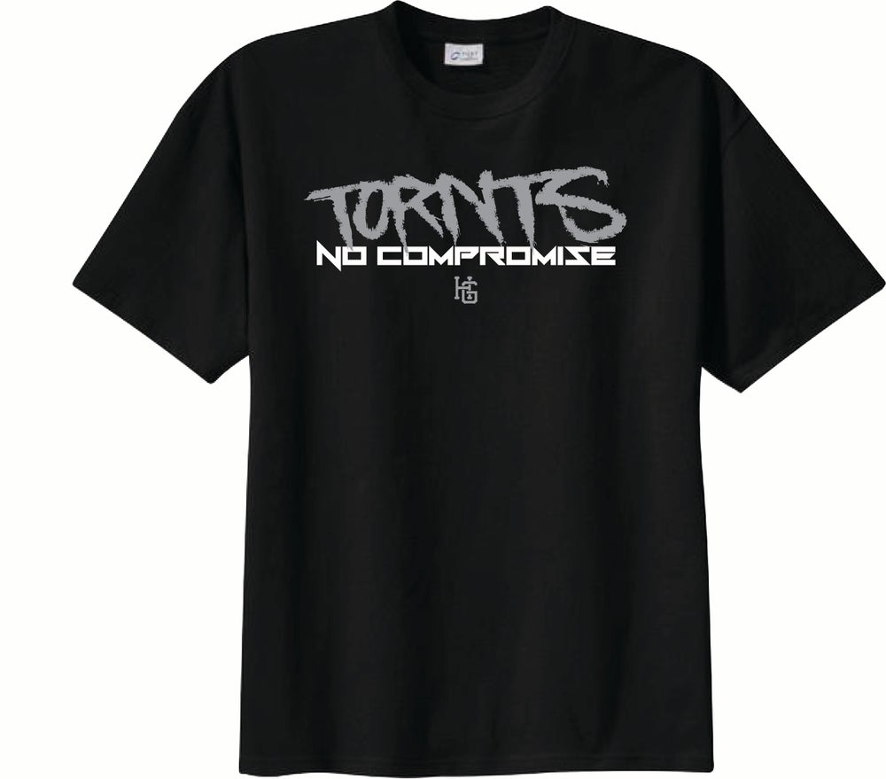 Image of TORNTS - No Compromise T Shirt