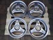 "Image of Genuine Rays Volk Racing C-Ultra 16"" 5x100 2-piece Split Rim Alloy Wheels"