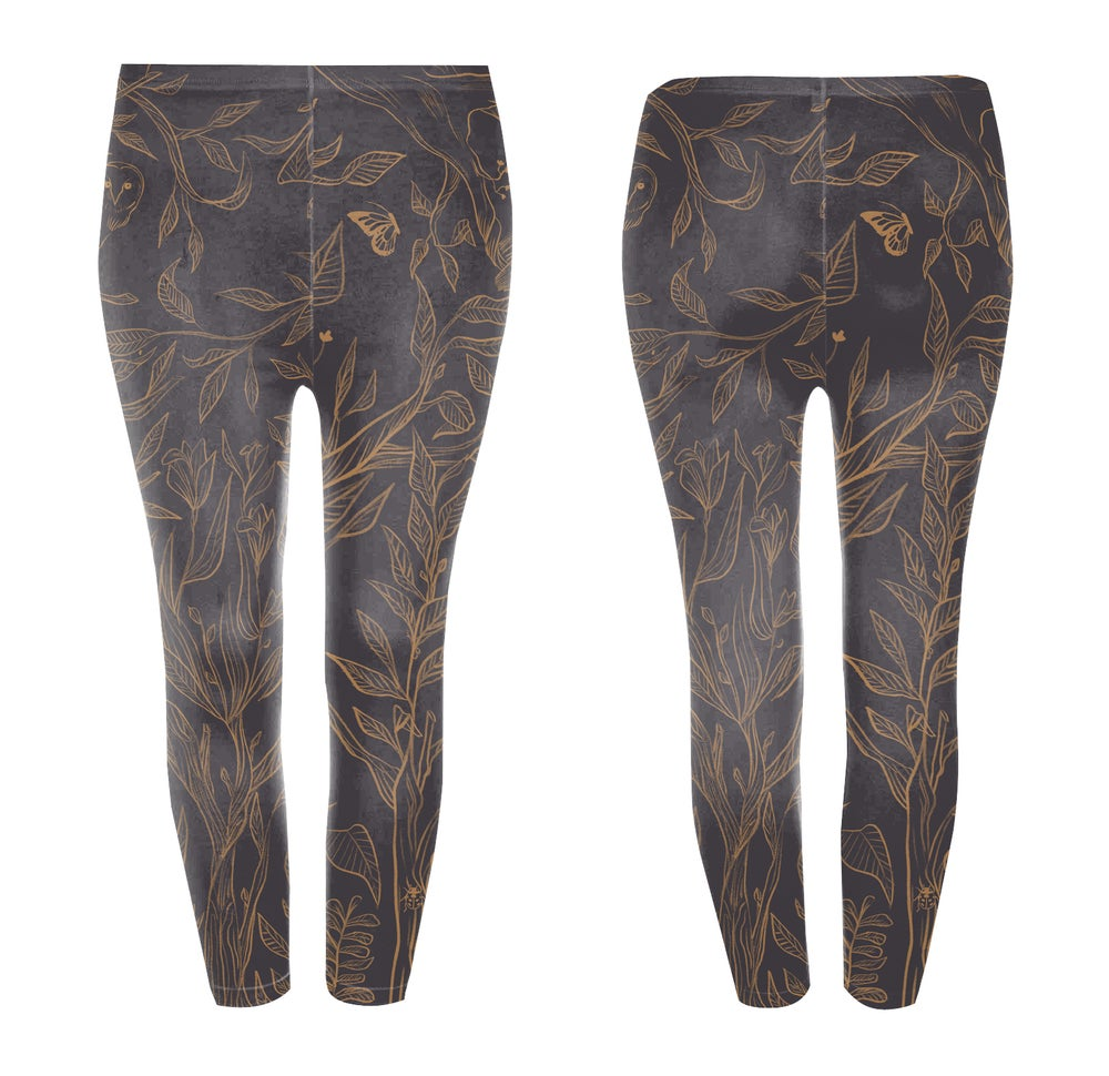 Image of Deer Tree Leggings