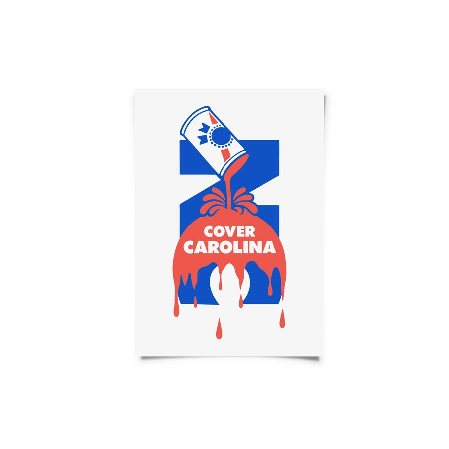 Image of Cover Carolina Print