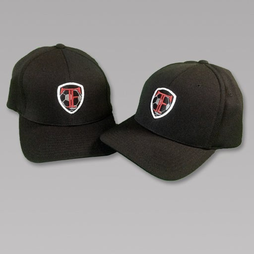 Image of Black TF Hat