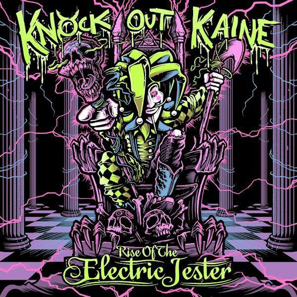 Image of Rise Of The Electric Jester 'autographed' cd album