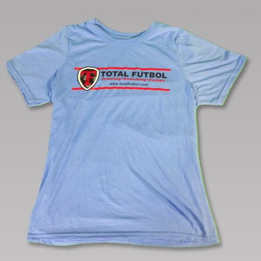 Image of 2015 Carolina Blue Short-Sleeve TF Training Shirt