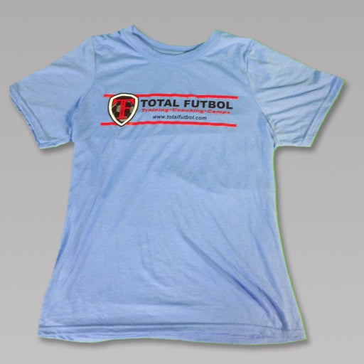 Image of Carolina Blue Short-Sleeve TF Training Shirt