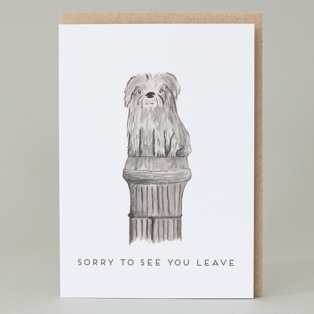 Image of Greyfriars Bobby (Card)