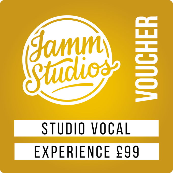Image of Studio Vocal Experience Voucher