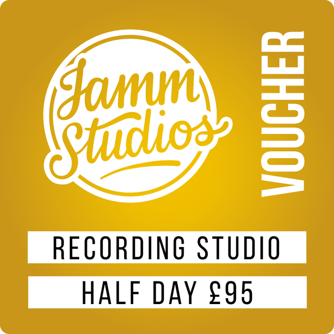 Image of Recording Studio Voucher - Half Day