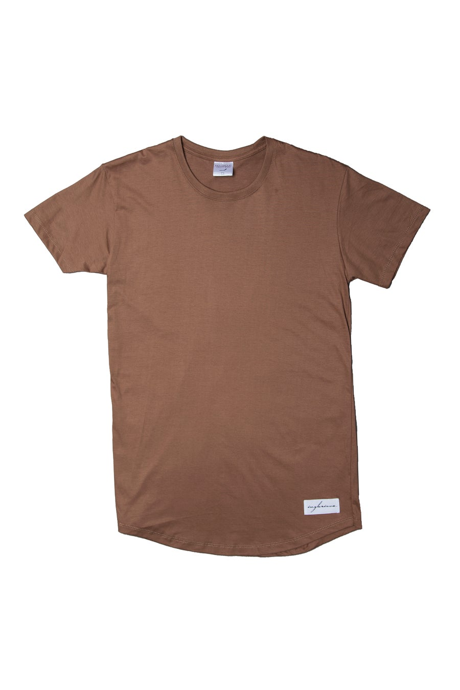 Image of Inglorious Curved Hem (Camel)