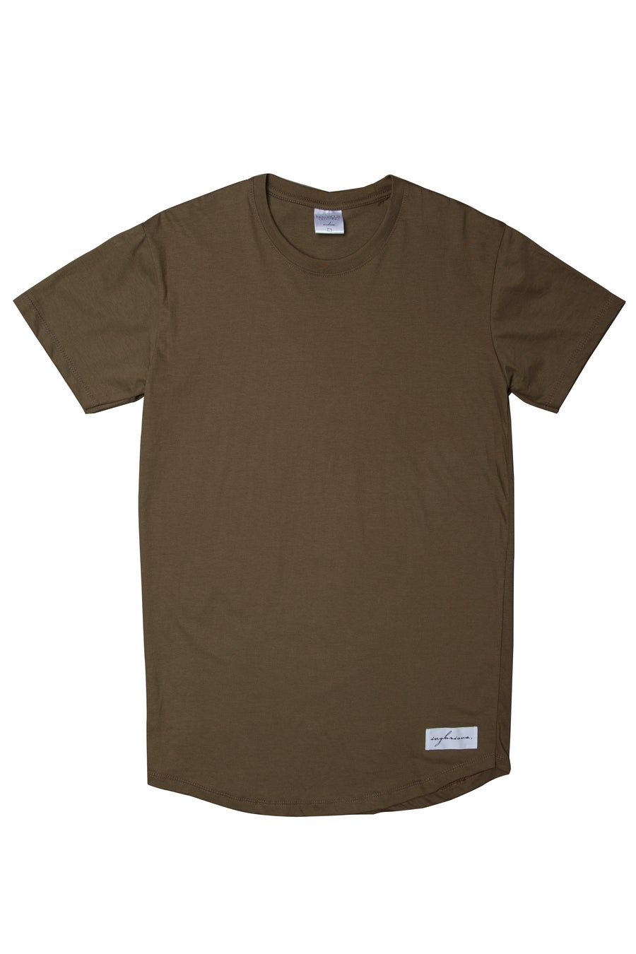 Image of Inglorious Curved Hem (Olive)