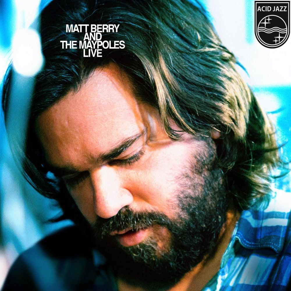 Image of Matt Berry & The Maypoles Live CD