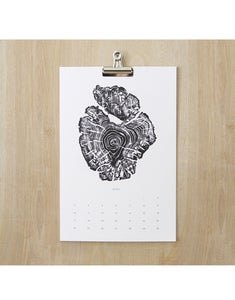 Image of <i>NEW</i><br>2018 Stump Print Calendar