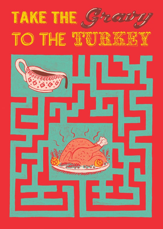 Image of Take the Gravy to the Turkey