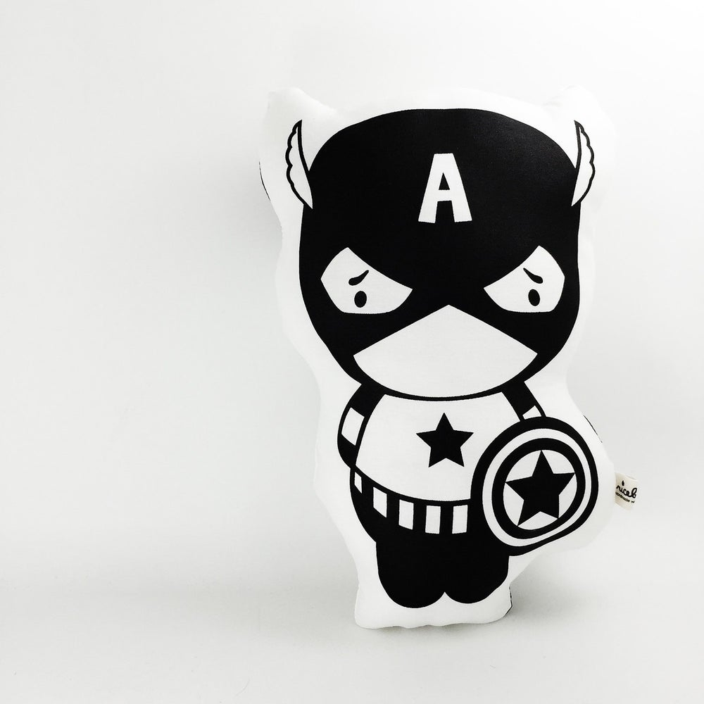 Image of Captain America Soft Toy • 39USD