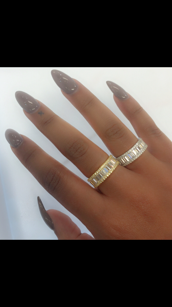Image of Baguette Ring