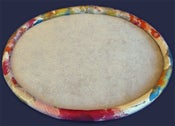 "Image of 11""x14"" Oval Bead Pad"