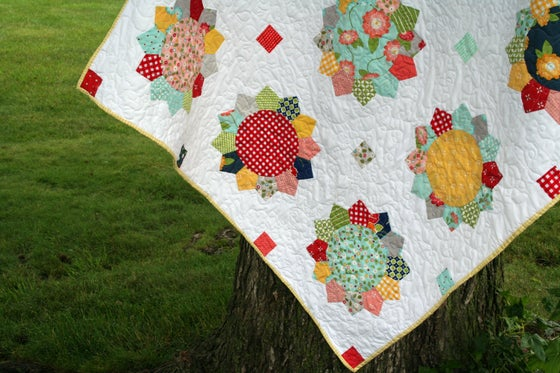 Image of Girl Quilt