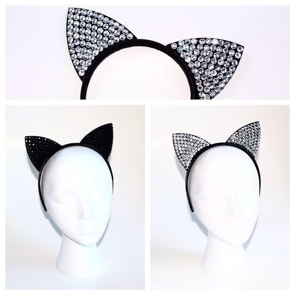 Image of Crystal Kitty Ears