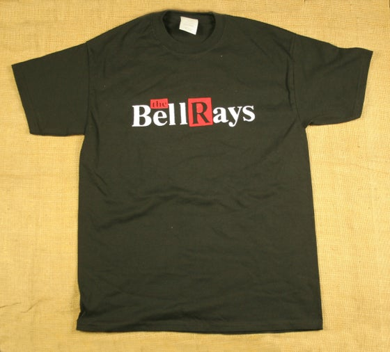 Image of The BellRays - Let's It Blast logo T