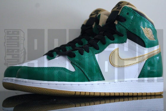 "Image of Nike AIR JORDAN 1 RETRO HIGH OG GS ""SVSM"""