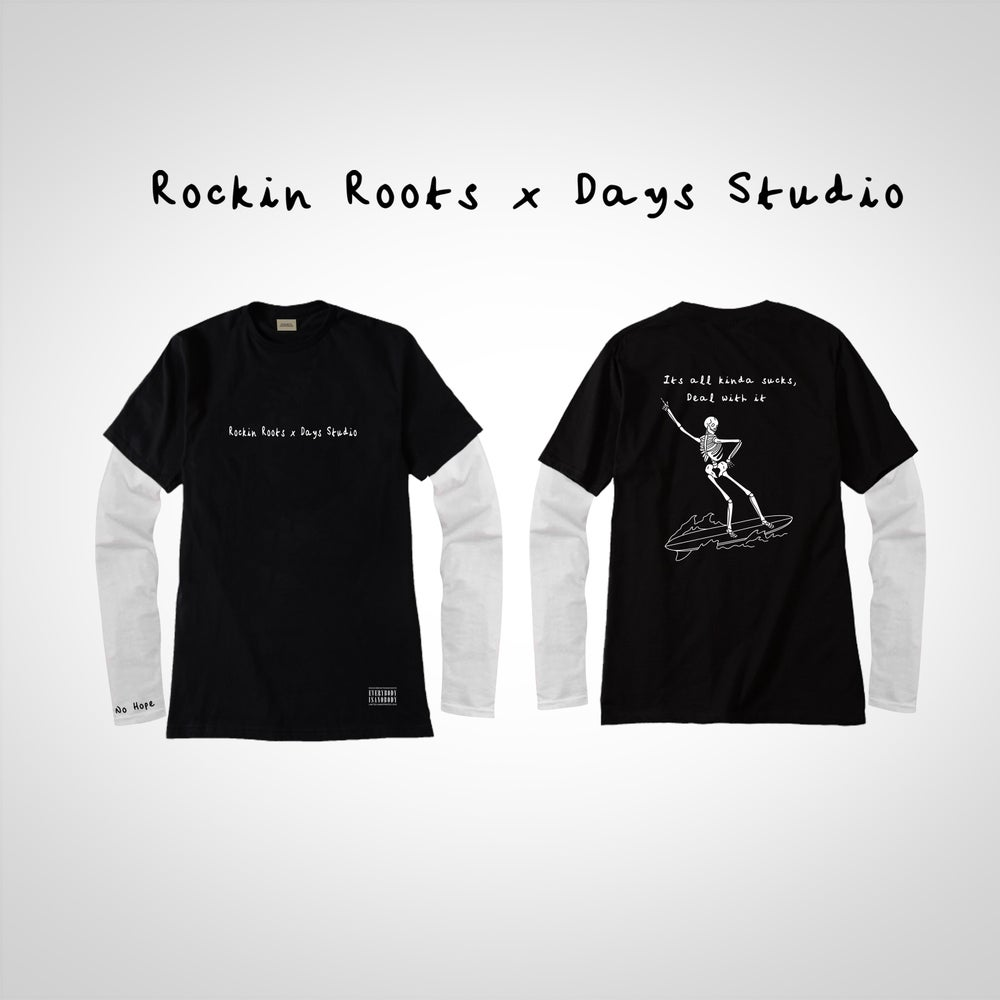 Image of ROCKINROOTS X DAYS STUDIO