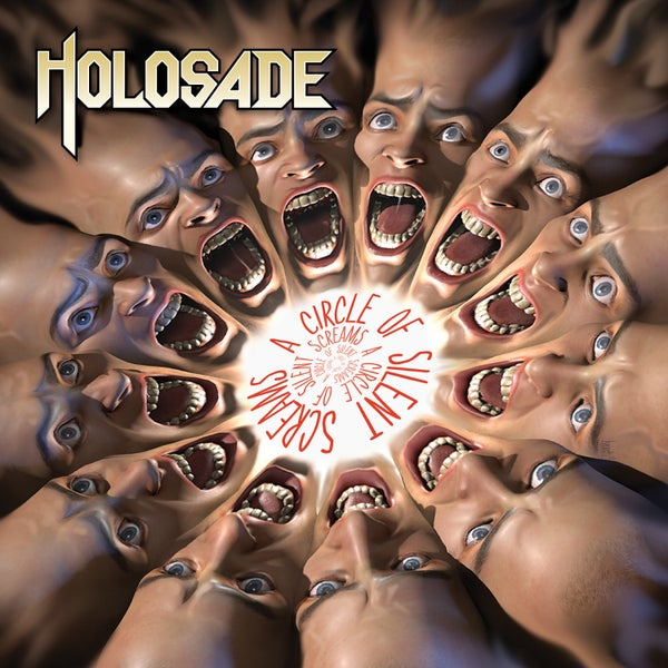 Image of HOLOSADE - A Circle Of Silent Screams [BOOTCAMP SERIES #23]