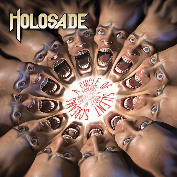Image of HOLOSADE - A Circle Of Silent Screams [BOOTCAMP SERIES #23]