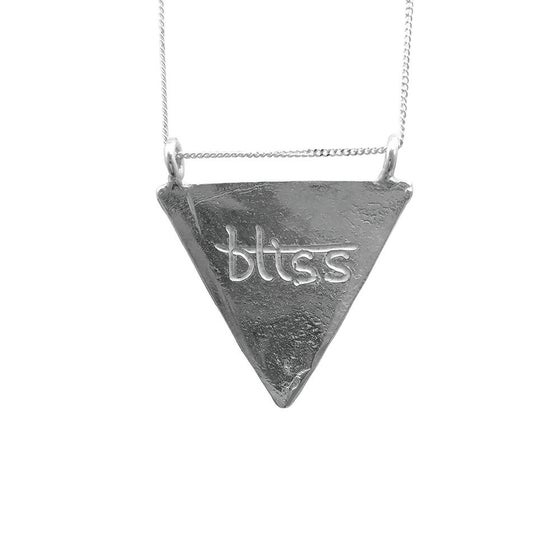 Image of Karmala Triangle Necklace Bliss