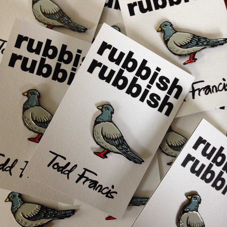 Image of Rubbish Rubbish 9 Todd Francis