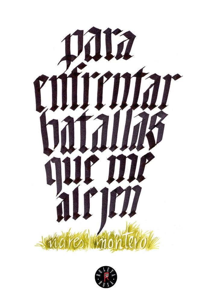 Image of Nares Montero - Para enfrentar batallas...